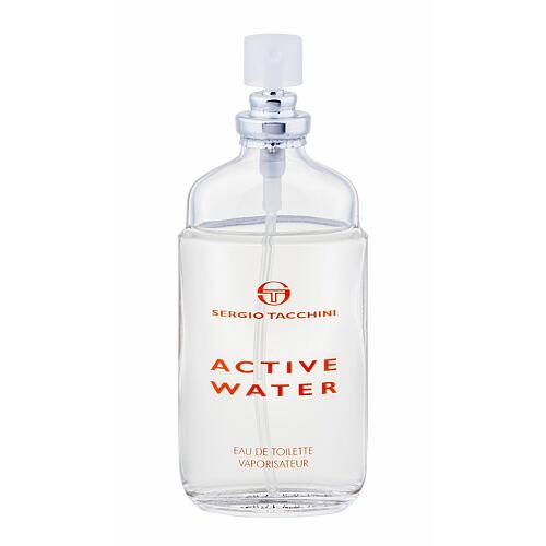 Sergio Tacchini Active Water EDT 27 ml Tester pro muže