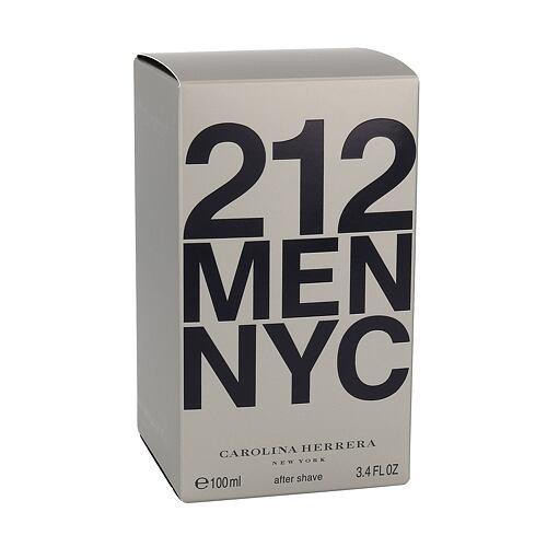 Carolina Herrera 212 NYC Men voda po holení 100 ml pro muže
