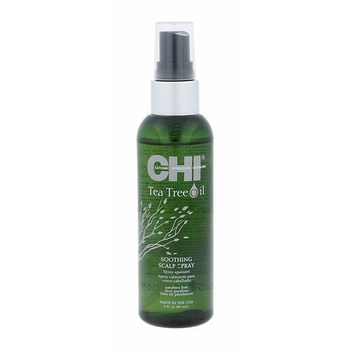 Farouk Systems CHI Tea Tree Oil Soothing Scalp Spray olej a sérum na vlasy 89 ml pro ženy