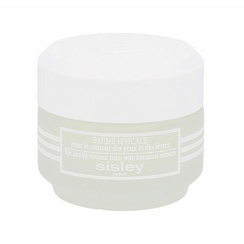 Sisley Baume Efficace Eye And Lip Contour Balm oční krém 30 ml pro ženy