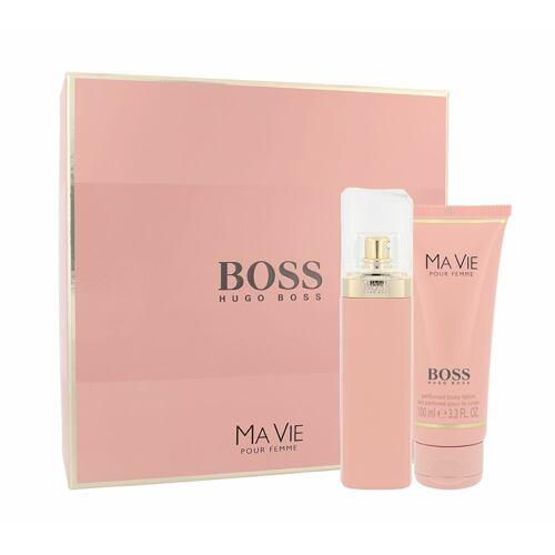Hugo Boss Boss Ma Vie Pour Femme EDP EDP 50 ml + tělové mléko 100 ml pro ženy