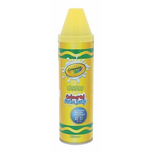 Crayola Coloured Foam Soap sprchová pěna 200 ml Unisex