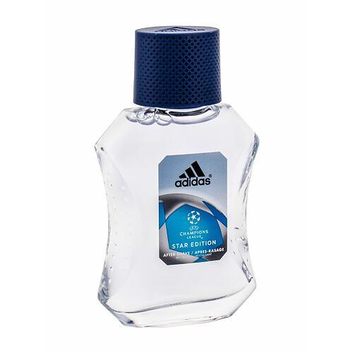 Adidas UEFA Champions League Star Edition voda po holení 50 ml pro muže