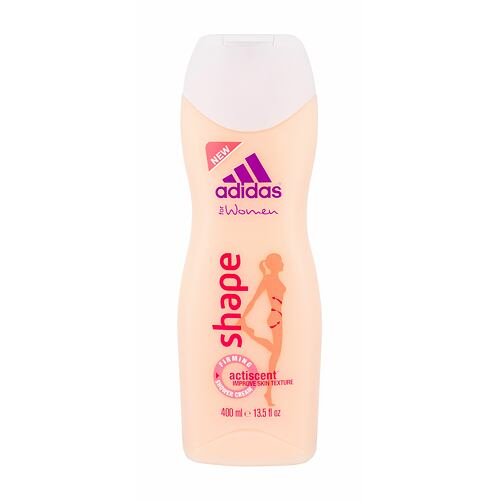 Adidas Shape sprchový gel 400 ml pro ženy