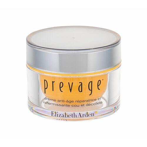 Elizabeth Arden Prevage Anti-Aging krém na krk a dekolt 50 ml Tester pro ženy