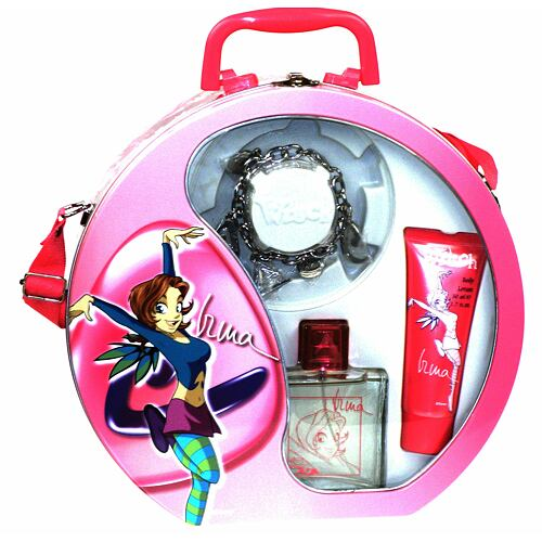 Disney Princess Witch Irma EDT EDT 75 ml + tělové mléko 50 ml+ náramek Unisex