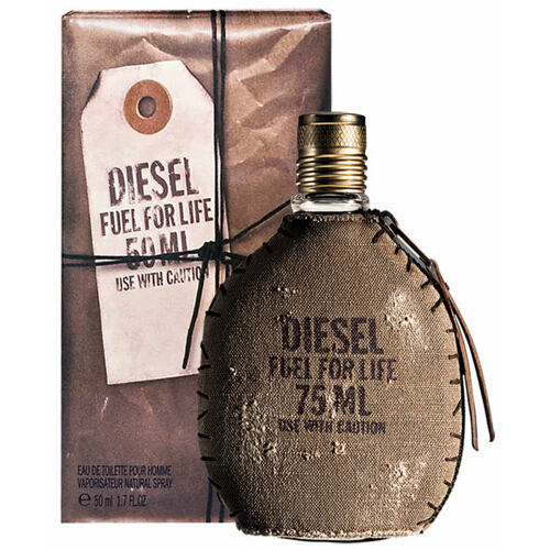 Diesel Fuel For Life Homme EDT 75 ml Tester pro muže