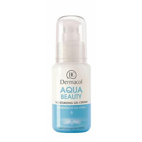 Dermacol Aqua Beauty pleťový gel 50 ml pro ženy