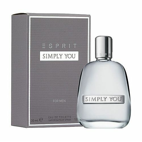 Esprit Simply You For Men EDT 30 ml pro muže