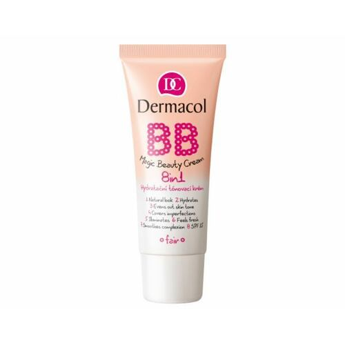 Dermacol BB Magic Beauty Cream SPF15 bb krém 30 ml pro ženy