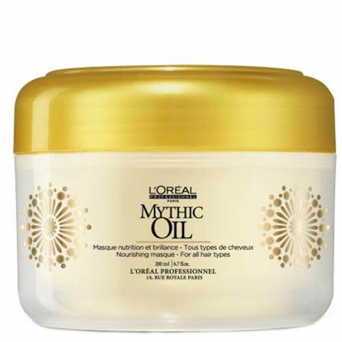 L´Oréal Professionnel Mythic Oil maska na vlasy 200 ml pro ženy