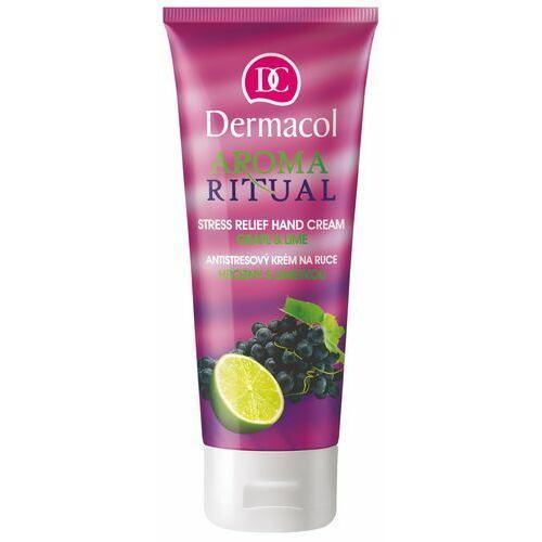 Dermacol Aroma Ritual Grape & Lime krém na ruce 100 ml pro ženy