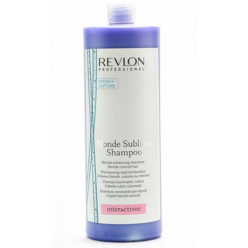 Revlon Interactives Blonde Sublime šampón 1250 ml pro ženy