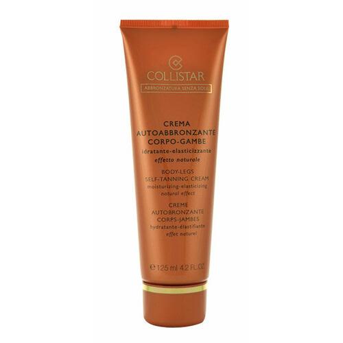 Collistar Body-Legs Self-Tanning Cream samoopalovací přípravek 125 ml pro ženy