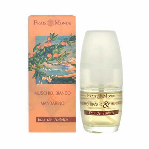 Frais Monde White Musk And Mandarin Orange EDT 30 ml pro ženy