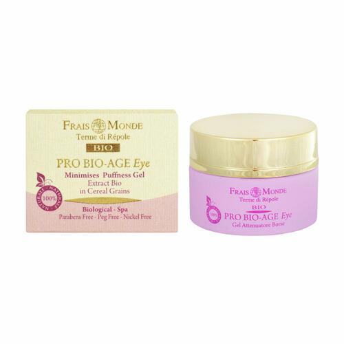 Frais Monde Pro Bio-Age Minimises Puffness oční gel 30 ml pro ženy