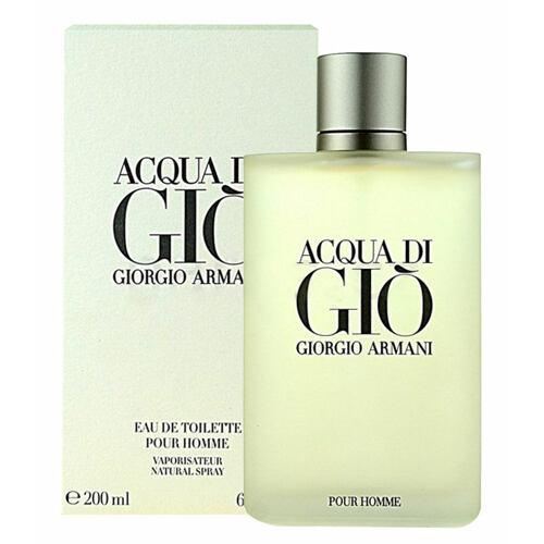 Giorgio Armani Acqua di Gio Pour Homme EDT 200 ml Poškozená krabička pro muže