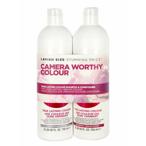 Tigi S Factor True Lasting Colour šampón šampón 750 ml + kondicionér 750 ml pro ženy
