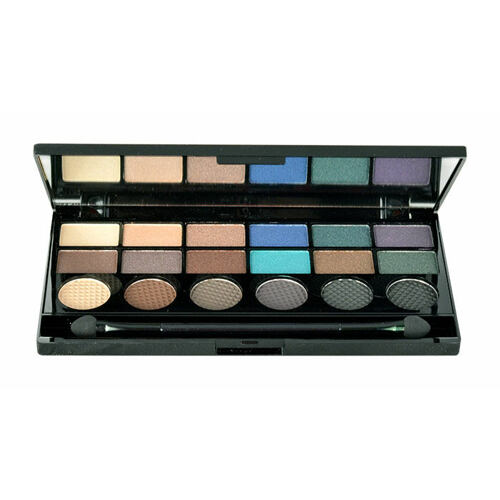 Makeup Revolution London Salvation Palette Welcome To The Pleasuredome oční stín 13 g pro ženy