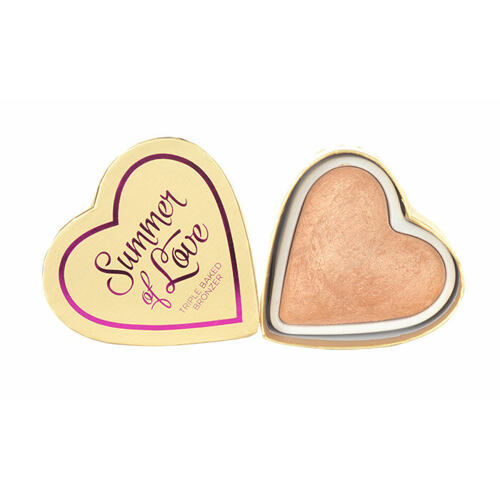 Makeup Revolution London I Heart Makeup Summer Of Love bronzer 10 g pro ženy