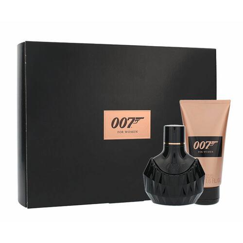 James Bond 007 James Bond 007 For Women EDP parfémovná voda 30 ml + sprchový gel 50 ml pro ženy