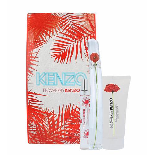 Kenzo Flower By Kenzo EDP EDP 100 ml + tělové mléko 50 ml + EDP 15 ml pro ženy