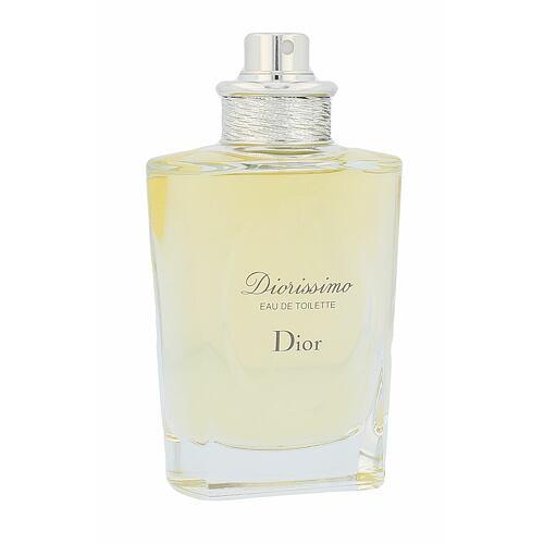 Christian Dior Les Creations de Monsieur Dior Diorissimo EDT 100 ml Tester pro ženy