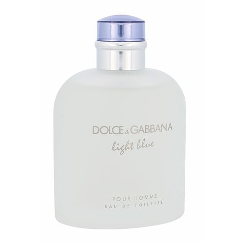 Dolce & Gabbana Light Blue Pour Homme EDT 200 ml pro muže