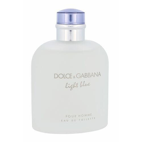 Dolce&Gabbana Light Blue Pour Homme EDT 200 ml pro muže