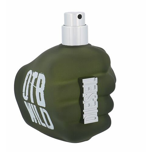 Diesel Only The Brave Wild EDT 75 ml Tester pro muže
