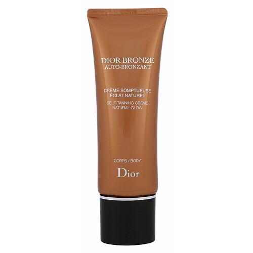 Christian Dior Bronze samoopalovací přípravek 120 ml Tester pro ženy