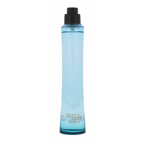 Giorgio Armani Code Turquoise eau fraiche 75 ml Tester pro ženy