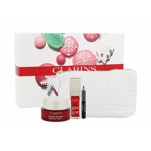 Clarins Instant Smooth Perfecting Touch podklad pod makeup dárková kazeta pro ženy