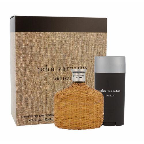 John Varvatos Artisan EDT EDT 125 ml + deostick 75 ml pro muže
