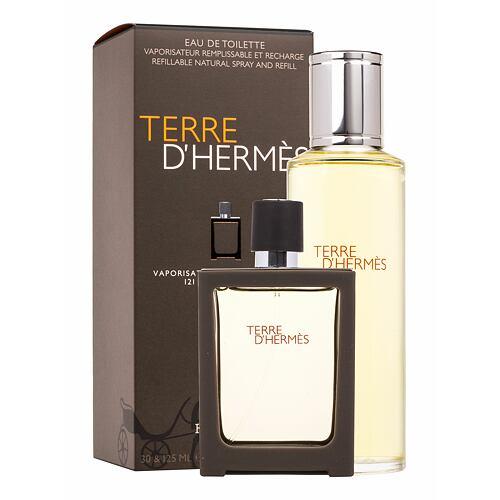 Hermes Terre D´Hermes EDT EDT 30 ml + EDT náplň 125 ml pro muže