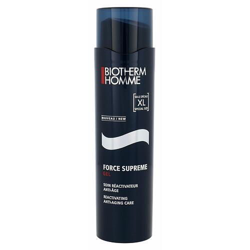 Biotherm Homme Force Supreme pleťový gel 100 ml pro muže