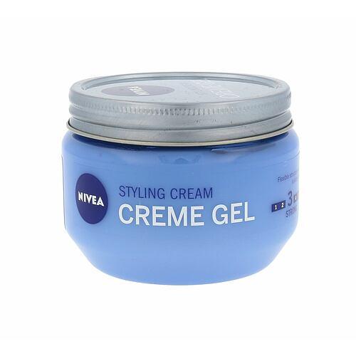 Nivea Creme Gel gel na vlasy 150 ml pro ženy