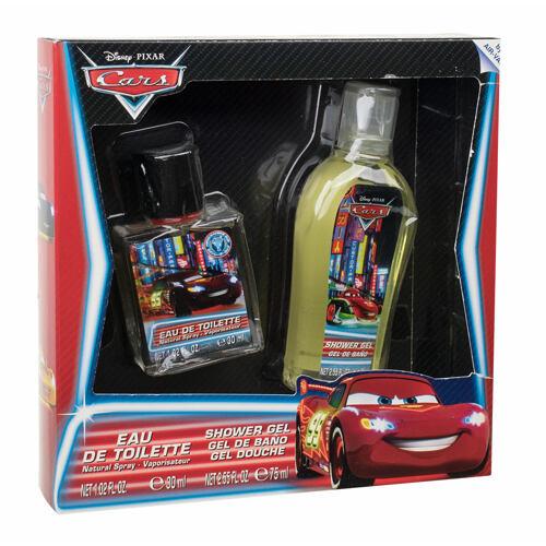 Disney Cars EDT EDT 30 ml + sprchový gel 75 ml Unisex