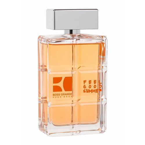 HUGO BOSS Boss Orange Man Feel Good Summer EDT 100 ml pro muže