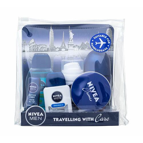Nivea Men Power Refresh sprchový gel dárková kazeta pro muže