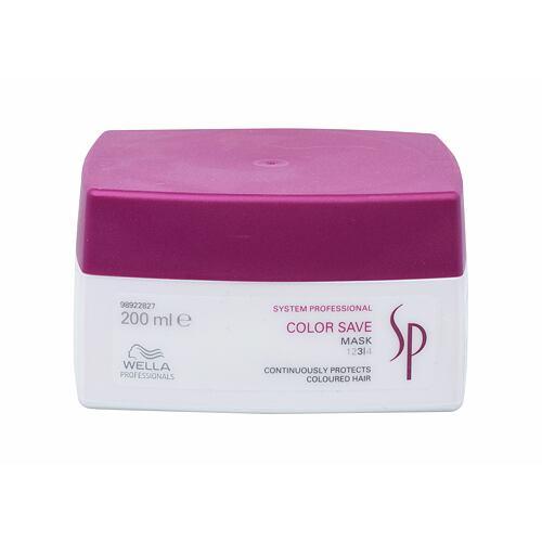 Wella SP Color Save maska na vlasy 200 ml pro ženy