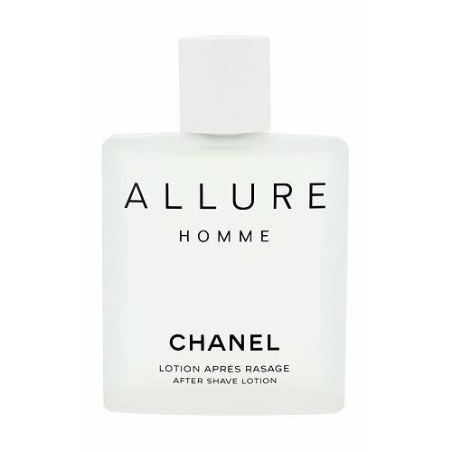 Chanel Allure Homme Edition Blanche voda po holení 100 ml Poškozená krabička pro muže
