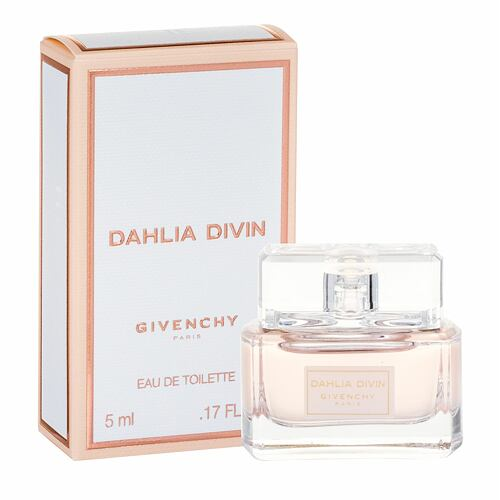 Givenchy Dahlia Divin EDT 5 ml pro ženy