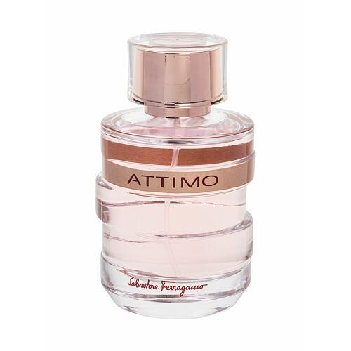 Salvatore Ferragamo Attimo L´Eau Florale EDT 100 ml pro ženy