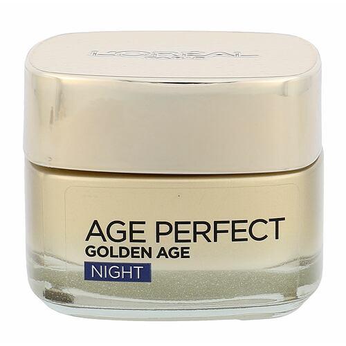 L´Oréal Paris Age Perfect Golden Age noční pleťový krém 50 ml pro ženy