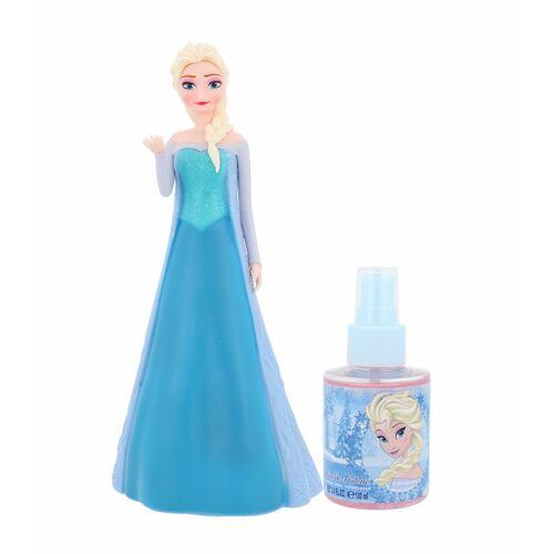 Disney Frozen Elsa EDT EDT 100 ml + 3D figurka Unisex