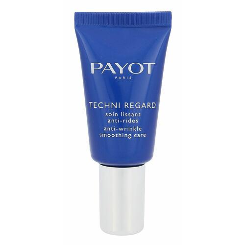 PAYOT Techni Liss Anti Wrinkle Smoothing Care oční gel 15 ml pro ženy