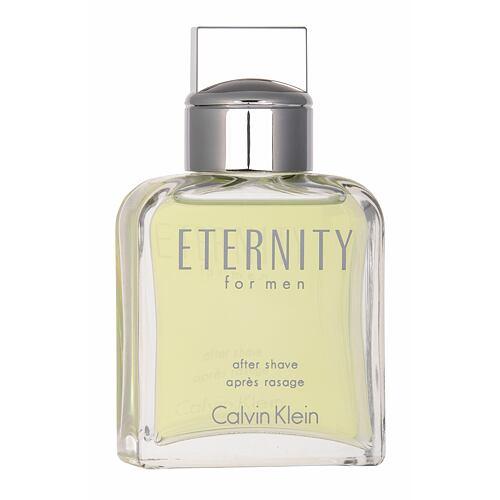 Calvin Klein Eternity voda po holení 100 ml Poškozená krabička pro muže