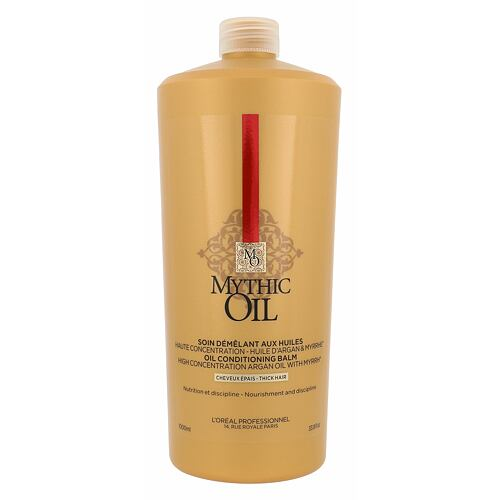 L´Oréal Professionnel Mythic Oil Oil Conditioning Balm kondicionér 1000 ml pro ženy