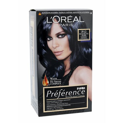 L´Oréal Paris Préférence Féria barva na vlasy 1 ks pro ženy